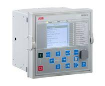 Relais de protection de phase / à montage sur panneau / programmable / numérique