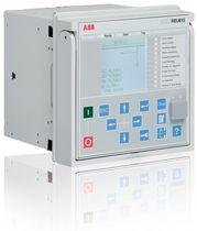 Relais de protection de surtension / de sous-tension / à montage sur panneau / programmable
