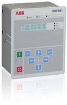 Relais de protection de fréquence / à montage sur panneau / numérique / programmable