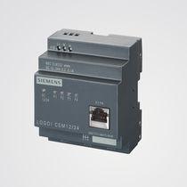 Module commutateur Ethernet non administrable / 4 ports / à montage sur rail DIN / RJ45