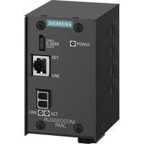 Convertisseur média / de communication / fibre optique / Ethernet