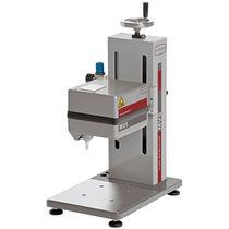 Machine de marquage par micro-percussion / benchtop / automatique / pour métal