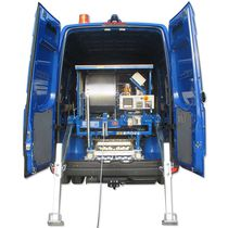 Treuil hydraulique / de tirage