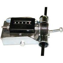 Compteur mécanique / portable / pour tire câble