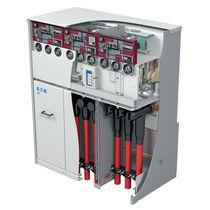 Appareillage de commutation AC / moyenne tension / à vide / pour distribution électrique