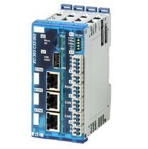 Automate programmable compact / pour bus CAN / RS485 / sur réseau Ethernet