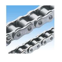 Chaîne de transmission de puissance / en inox / à rouleaux / résistante à la corrosion