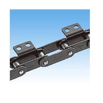 Chaîne de convoyage en acier inoxydable / de petite taille / à double pas