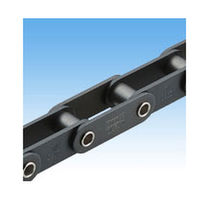 Chaîne de convoyage en acier inoxydable / de petite taille / sans lubrifiant / à axe creux