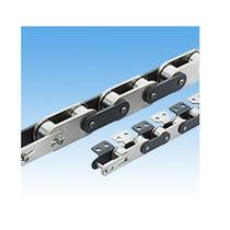 Chaîne de convoyage en acier / à rouleaux / de petite taille / à roulement à aiguilles