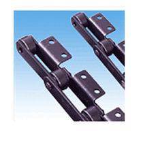 Chaîne de transmission de puissance / à rouleaux / à attaches / résistante à l'usure