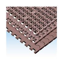Bande transporteuse flexible / modulaire / en plastique