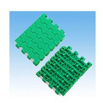 Chaîne de convoyage en plastique / de petite taille / modulaire