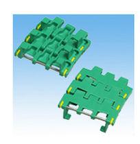 Chaîne de convoyage en plastique / modulaire