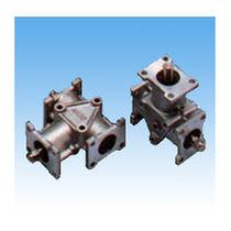Réducteur à couple spiroconique / orthogonal / haute performance / silencieux