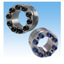 Accouplement dispositif de blocage / en inox / en laiton / compact
