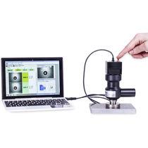 Microscope électronique / de mesure / automatique / Brinell