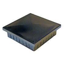 Embout recouvrant non fileté / carré / en ABS / pour tube