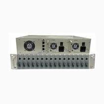 Convertisseur média / 16 ports / sur rack