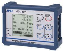 Enregistreur de données de température / RS-232C / USB / avec écran