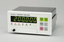 Indicateur de pesage numérique / sur rail DIN / résistant aux vibrations