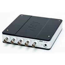 Analyseur pour réseau électrique / de spectre / à intégrer / quatre canaux