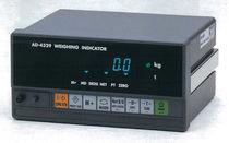 Indicateur de pesage numérique / sur rail DIN / étanche