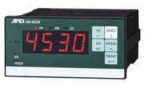 Indicateur de courant / numérique / sur rail DIN / pour jauge de contrainte
