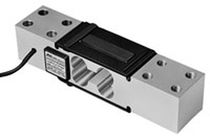 Capteur de force à appui central / type poutre / par jauge de contrainte