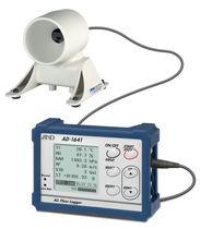 Enregistreur de données de débit d'air / USB / avec écran / de l'environnement
