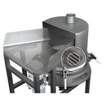 Machine à tamiser vibrant / pour produits en vrac / pour poudres / pour pellets