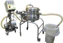 Machine à tamiser vibrant / pour produits en vrac / pour poudres / pour applications pharmaceutiques