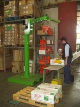 Manipulateur à ventouse / de caisses / pour carton / pour manutention