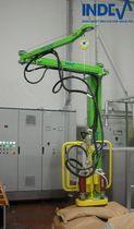 Manipulateur pneumatique / avec prise / de charge / à corde