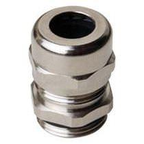 Presse-étoupe en acier inoxydable / IP68 / droit