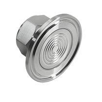 Capteur de pression absolue / piézorésistif / à sortie en mV / monté en panneau