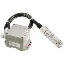 Transmetteur de niveau piézorésistif / pour liquide / pour cuve / intelligent