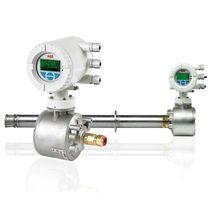 Analyseur d'oxygène / de gaz / de gaz de combustion / de température