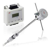 Débitmètre électromagnétique / pour eau / à insertion / IP68