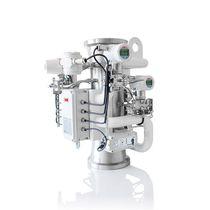 Débitmètre pour gaz / compact / bidirectionnel / multipoint