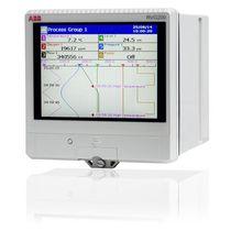 Enregistreur sans papier / USB / Ethernet / avec écran tactile