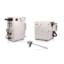 Système de surveillance des émissions / de gaz / continu / IP65