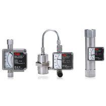 Débitmètre à flotteur / pour liquide / à tube métallique / en ligne