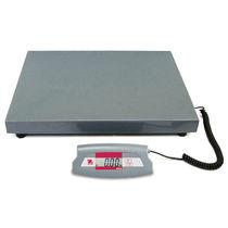 Balance à plate-forme / benchtop / avec afficheur LCD / compacte