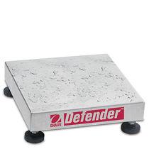 Balance à plate-forme / avec indicateur séparé / en acier inoxydable / washdown