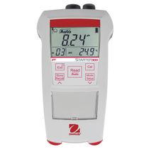 PH mètre portable / de process / de précision / avec compensation de température automatique