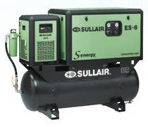 Compresseur d'air / transportable / à moteur électrique / à vis