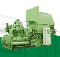Compresseur d'air / transportable / à moteur électrique / centrifuge