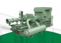 Compresseur d'air / stationnaire / à moteur électrique / centrifuge