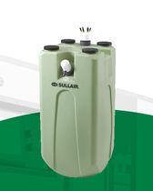 Séparateur gravimétrique / d'huile / d'eau / pour traitement des eaux usées